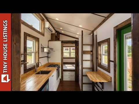 The Borough Tiny House Build by Tiny House Chattanooga