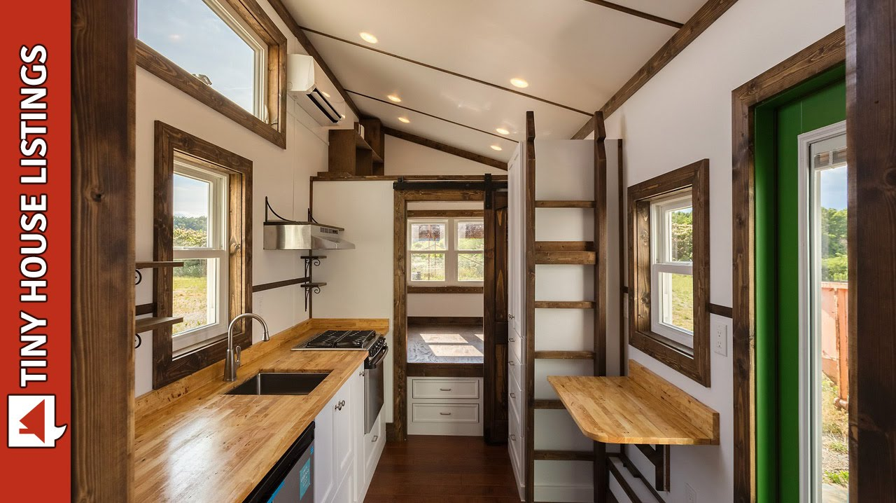 Exceptional The Borough Tiny House Build By Tiny House Chattanooga. Tiny House Listings
