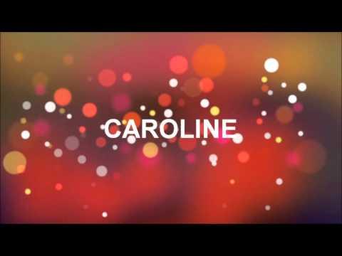 Tanti Auguri Caroline Youtube