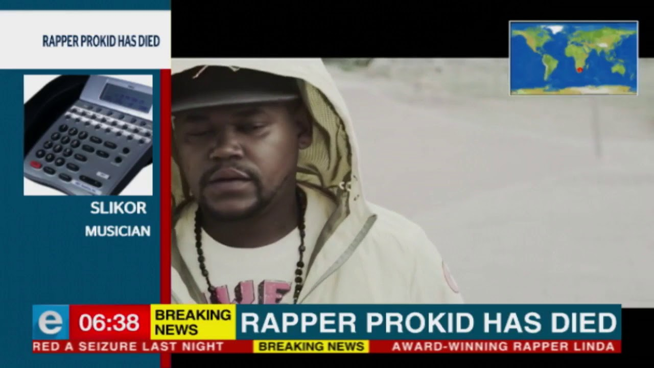 South African Rapper ProKid passes away