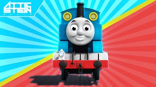Thomas The Tank Engine Theme Song Remix Prod. By Attic Stein