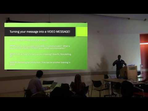 Brandon James - What is Your Google?  CommCollab
