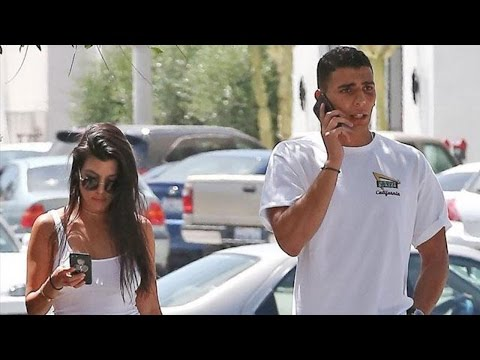 The 411 on Kourtney Kardashian's New Younger Man Younes Bendjima: How Scott Disick Feels About Him
