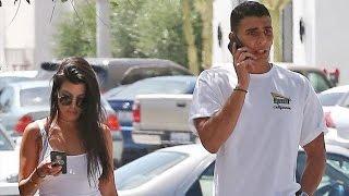 The 411 on Kourtney Kardashian's New Younger Man Younes Bendjima: How Scott Disick Feels About Him