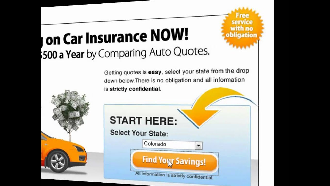Car Insurance Quote Find