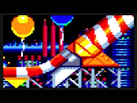 Sonic 3 - Carnival Night Zone: Act 2 (Sonic 2 Remix)