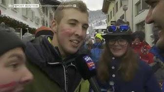 Partyzone: Das Hahnekamm-Wochenende in Kitzbühel