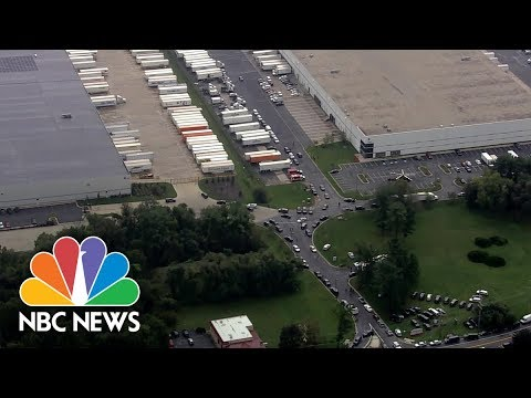 Officials Brief After Multiple Shot In Aberdeen, Maryland | NBC News