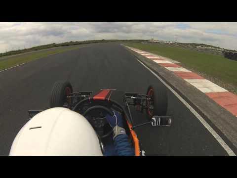 Crowne Plaza Dundalk Irish Formula Vee Championship 2014- Round 5- B&C Race