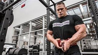 John Cena Training for WWE  ✔ 200 kg