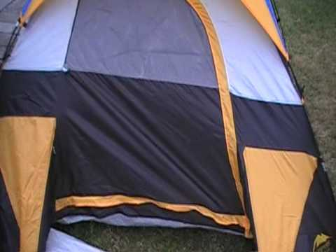 NORTHWEST TERRITORY TENT pART-1 & NORTHWEST TERRITORY TENT pART-1 - YouTube