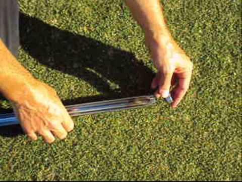 Turf-Tec Tubular Soil Sampler 21 Inch