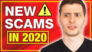 7 New Internet Scams to Watch Out For in 2020