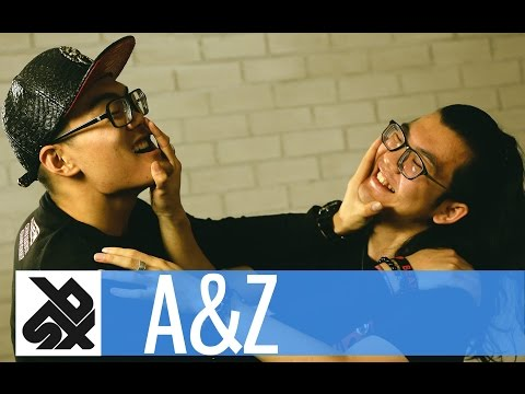 A&Z |  Who Let The Dogs Out