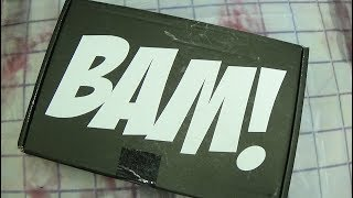 BAM HORROR BOX July 2018: EmGo's Bam Box Reviews N' Stuff