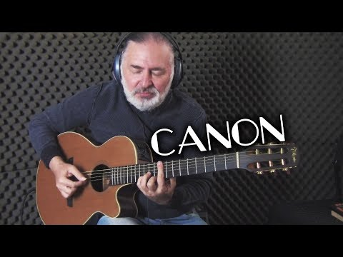 Canon Rock - Igor Presnyakov - acoustic fingerstyle guitar cover