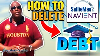 Sallie Mae Student Loans   How To Delete Sallie Mae And Navient Student Loans?
