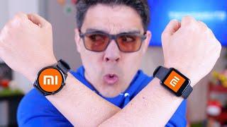 ES LA HORA DE XIAOMI!!!!!!! ¿Estos relojes valen la pena?