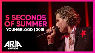 5 Seconds of Summer: Youngblood | 2018 ARIA Awards