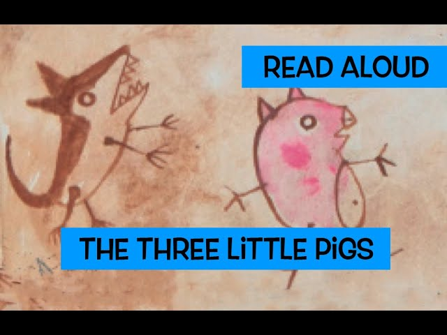 Read Aloud - The Three Little Pigs Answer Beethoven Five | Musical Fairytales