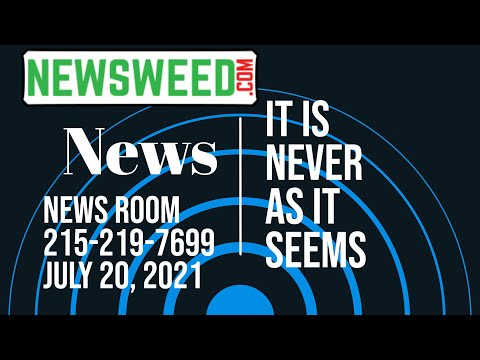 Newsweed News July 20, 2021