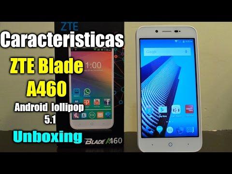 ZTE Blade A460 | Caracteristica | unboxing | Primeras Impresiones | Tecnocat