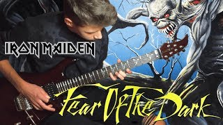 Iron Maiden - Fear of The Dark cover by Poray