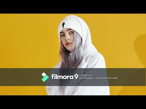 Billie Eilish-Listen Before I Go/1 Hour/aesthetic Music