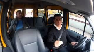 MHP Iğdır Milletvekili Dr. Sinan OĞAN, Meclis Taksi'yi Kullandı