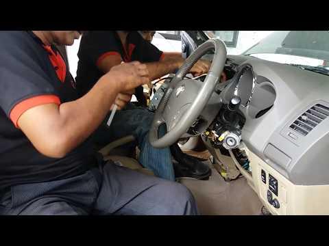 Toyota Fortuner Car Electrical repair workshop in Ernakulam