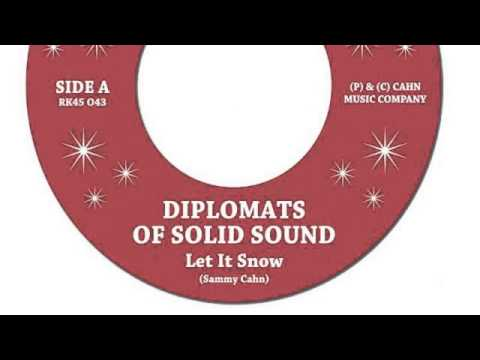 01 Diplomats Of Solid Sound - Let It Snow (feat. The Diplomettes) [Record Kicks]