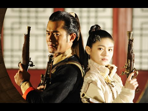 大内密探灵灵狗 ✤ On His Majesty's Secret Service ✤ Louis Koo