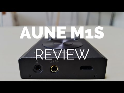 Review: AUNE M1s Digital-Audio Player