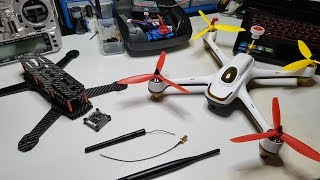 Hubsan H501S Quick Tip & My Alternative Quad