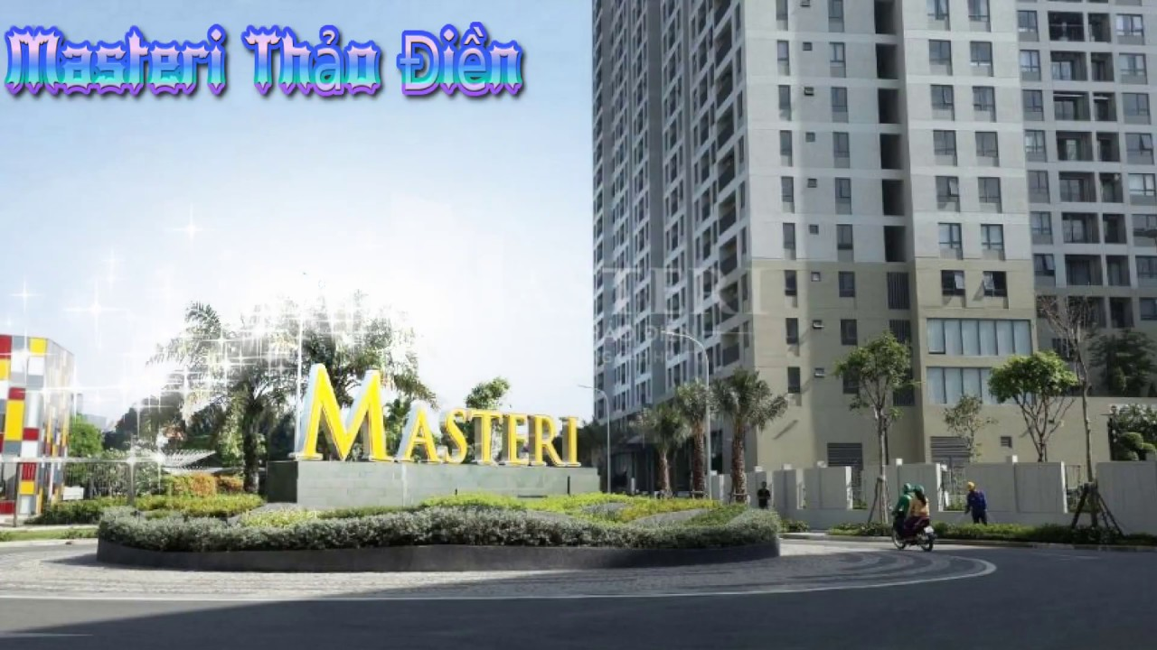 MASTERI thao dien in hcmc  apartment for rent  2 PHÒNG NGỦ – T3 TOWER – RIVER VIEW