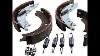 Замена задних тормозных колодок на Fiat Doblo