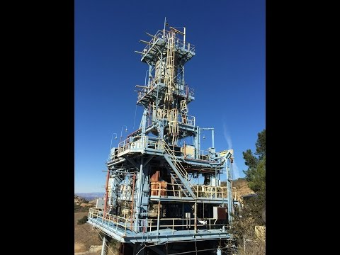 RARE: Rocketdyne/Boeing Santa Susana Field Lab Tour.