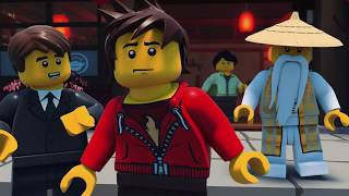 Spinny Sign - LEGO NINJAGO - Wu's Teas Episode 2