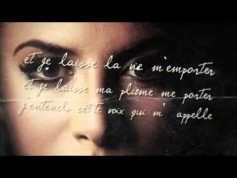 Zaho - Tourner la page (Lyrics video)