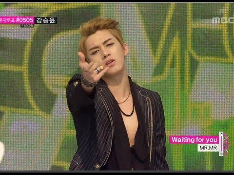 음악중심 - MR,MR - Waiting For You, 미스터미스터 - 웨이팅 포 유 Music Core 20130727