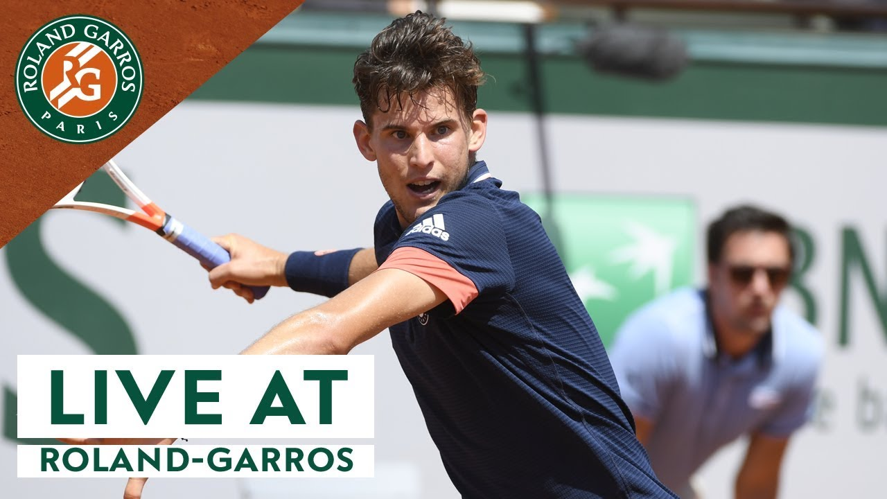 Live at Roland-Garros - Preview of the Men's singles final | Roland-Garros 2018