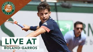 Live at Roland-Garros - Preview of the Men