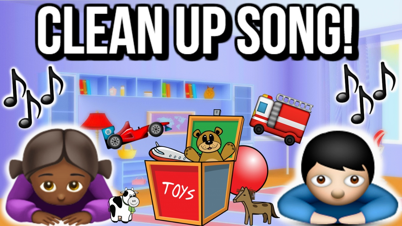 Put Your Toys Away! (Fun Clean Up Song For Kids) | Nursery ...