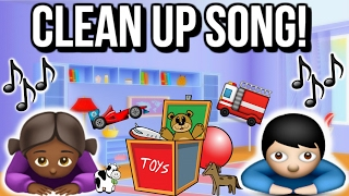 Put Your Toys Away!  (Fun Clean Up Song For Kids) | Nursery Rhymes & Baby Songs Little Big Kids TV