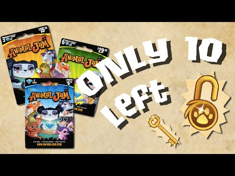 Free Working Unused Animal Jam Membership Codes & Accounts 2015 ...