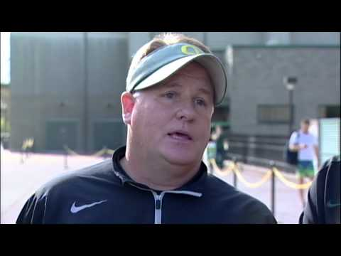 Chip Kelly Post-Practice (11/7/12)