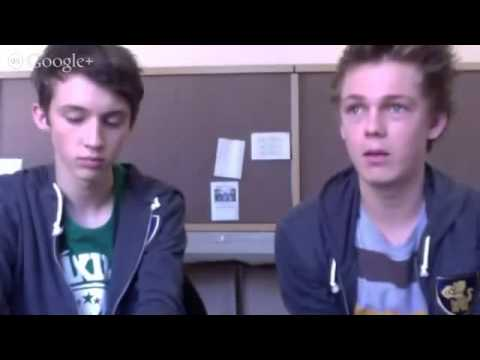 Youtube Stars Troye Sivan & Caspar Lee on the big screen Travel Video