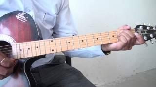 Sohniye je tere naal Guitar Lesson