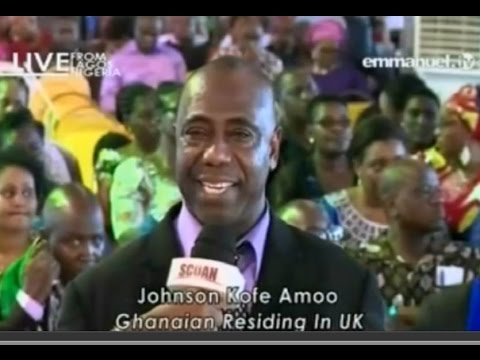 SCOAN 24/04/16: Graduated | Jobless Lived In Hardship | Life Changed Through Emmanuel TV
