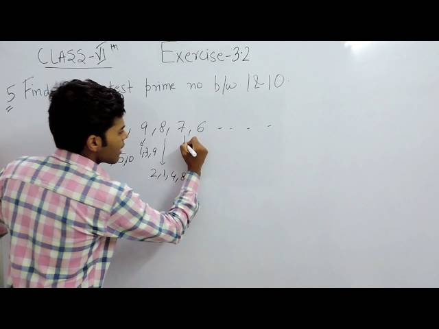 Exercise 3.2 Question 5 - Playing with Numbers NCERT/CBSE Solutions for Class 6th Maths